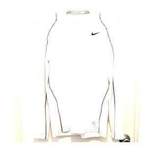 NIKE PRO DRI-FIT FITTED LONG SLEEVE SMALL